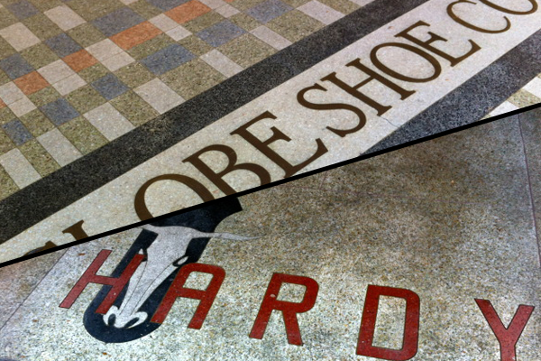 Set in Terrazzo – A Sign of More Optimistic Times