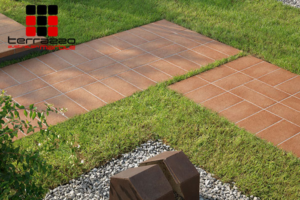 Exterior Tiles And Other Outdoor Flooring Options   Terrazzo Australian  Marble