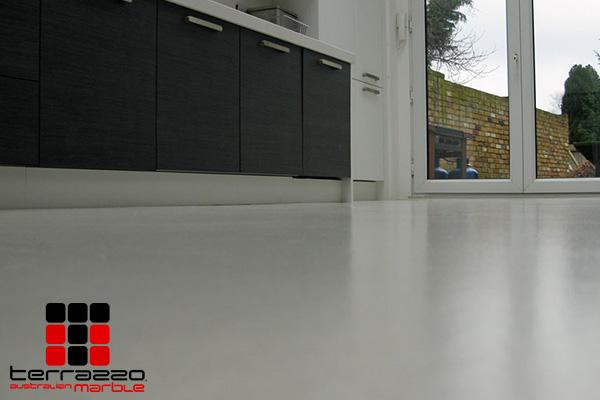 Terrazzo Flooring Options Terrazzo as Pavers