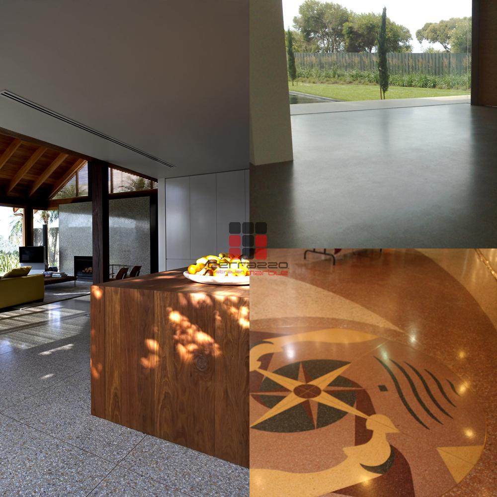 The Three Basic Types Of Terrazzo Flooring