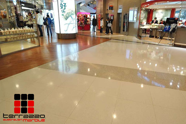 Terrazzo Floor Tiles The Ideal Choice For Residential And - How are terrazzo floors made