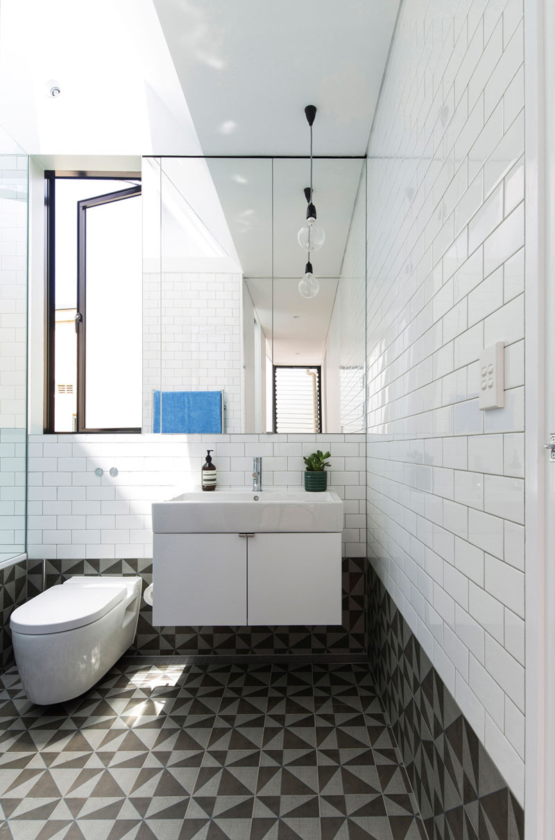 Toilet and Bathrooms with Precast Terrazzo