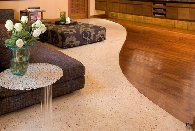 Wood Terrazzo Natural And Timeless Elegance For Interior